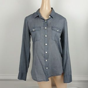 J CREW THE PERFECT SHIRT SIZE S